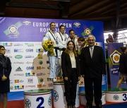 Ostia 2013_European Open podi