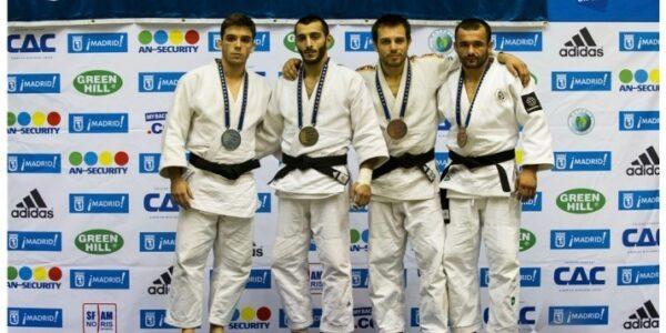 Cressi bronzo a Malaga
