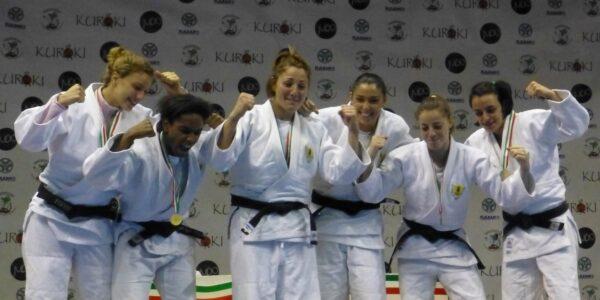 Tricolori a squadre: Fiamme Gialle al top tra le donne!