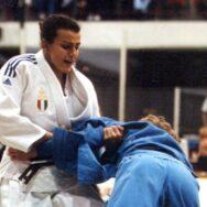 Cinzia Cavazzuti: una donna per il judo!