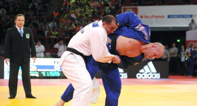 JUDO - GRAND SLAM - TOURNOI DE PARIS 2013 - DAY 2