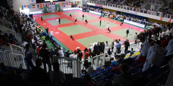 Sofia, Conegliano e Taranto: judo per tutti!