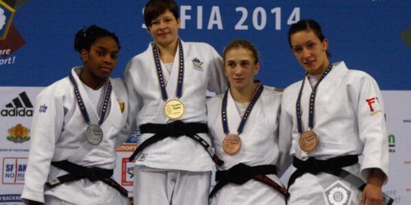 Sofia: tre le medaglie azzurre