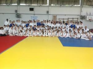 4 week end di judo