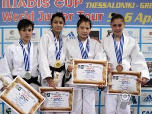 Judo-Borislava-Damyanova-Elisa-Adrasti