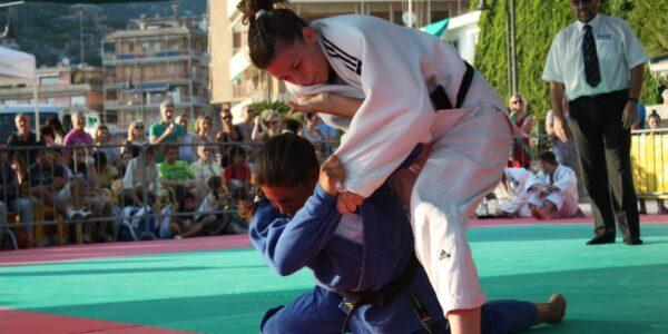 Judo in Golfo Paradiso