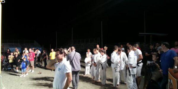 Conclusa la Notte Olimpica con Judo e Pugilato