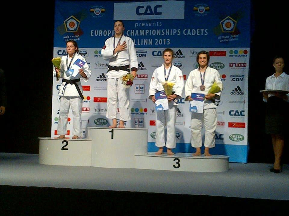 2013 06 22 Campionato Europeo Cadetti - Carminucci