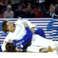 Budapest 2017: Assunta Galeone ai quarti di finale con Verkerk