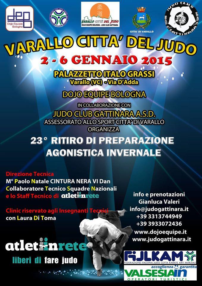 Ritiro Varallo 2015