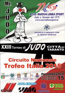 MANIFESTO Città di Taranto 2015