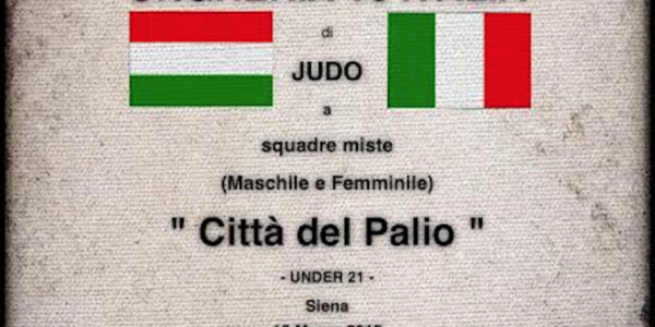 Ungheria vs Italia a Siena