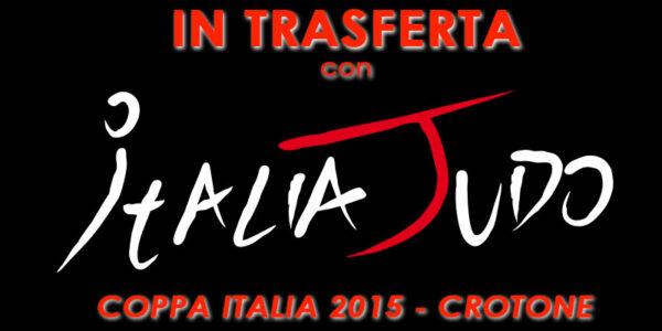 Coppa Italia: in trasferta con Italiajudo!