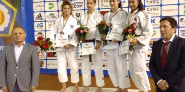 Con Lisoni e Bellandi ancora bronzo in Romania