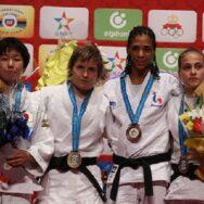 Odette brilla al Master di Rabat