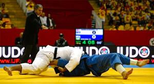 judo referee