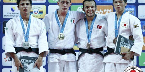 Giovanni Esposito è campione del mondo!