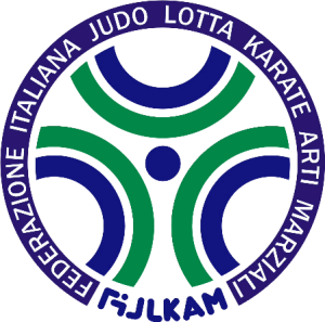 Logo FIJLKAM TRASP. Perfetto web