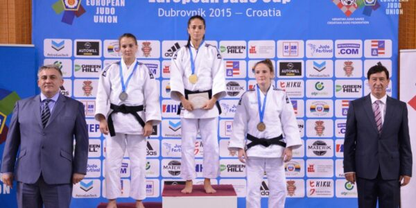 Dubrovnik: quattro medaglie azzurre
