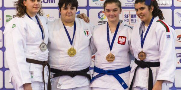 19 medaglie per l'Italia U18 in Spagna