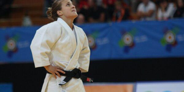 Euro 2017: Odette Giuffrida ai piedi del podio con onore!