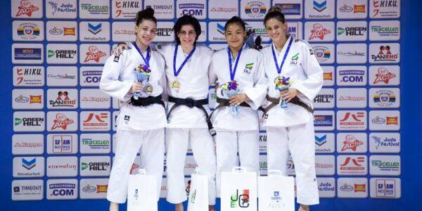 Trofeo Tarcento: oro per Nadia Simeoli, Andrea Carlino e Manuel Lombardo