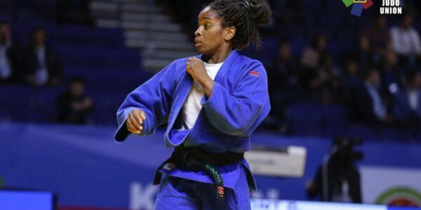 Campionati Europei: Edwige Gwend ai piedi del podio