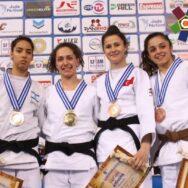 Ad Atene 3 medaglie per l'Italia. Giulia Pierucci d'oro