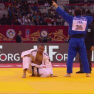 Grande Slam di Baku: Matteo Marconcini medaglia di bronzo