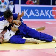 Ad Almaty Matteo Marconcini d'argento, per pochi punti manca la qualificazione olimpica