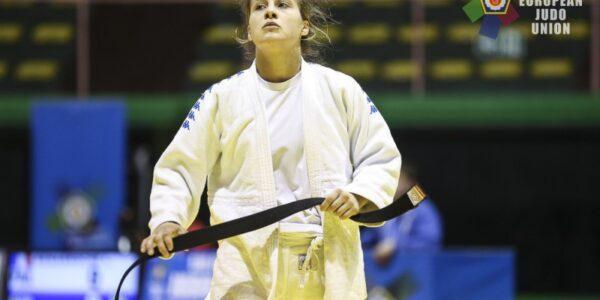 Odette Giuffrida seconda a Baku. Fabio Basile quinto e virualmente qualificato per Rio