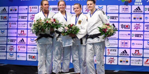 European Cup: Rosetta argento e D. Lombardo bronzo in Germania