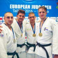 Giuliano Loporchio oro a Tallinn. Milani e Lombardo bronzo