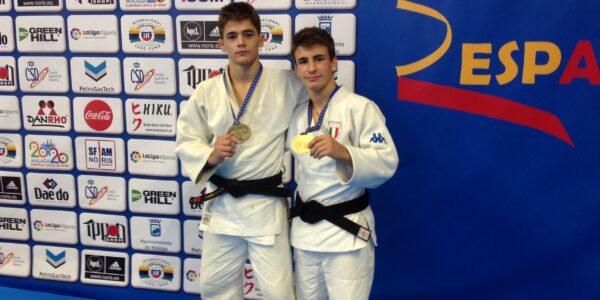 EuroU21: Andrea Carlino e Manuel Lombardo si colorano di bronzo