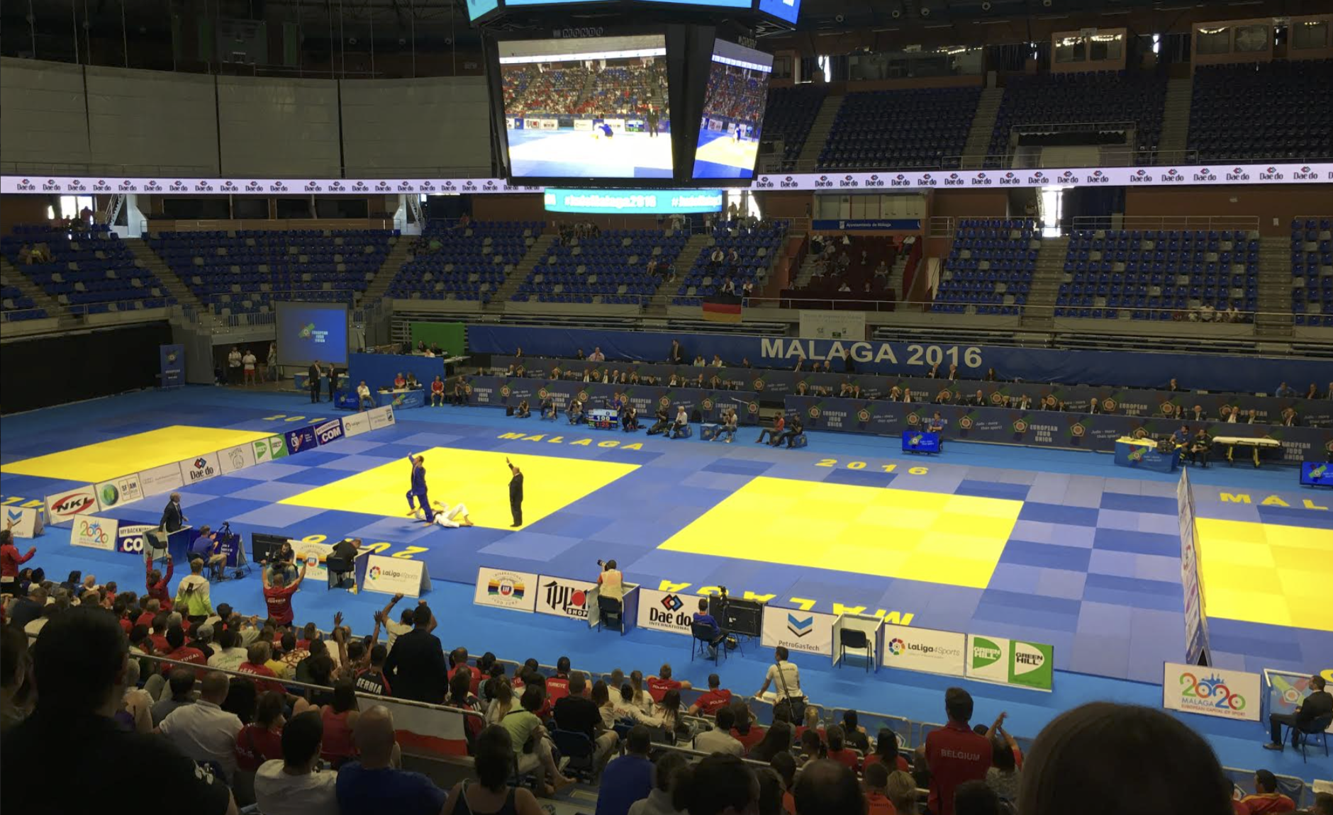 Malaga sport hall