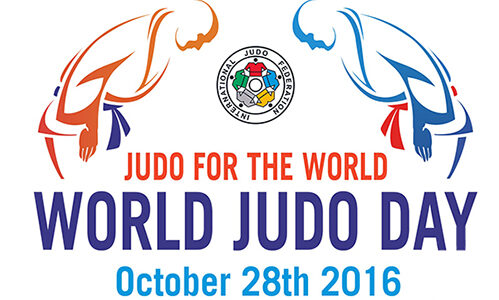 "World Judo Day 2016 – ""Judo for the World"""