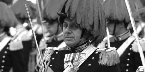 Il candidato consigliere Col. Giuseppe Matera