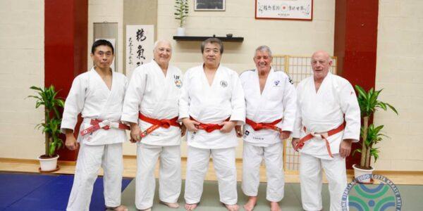 """ULTIM'ORA: Il Kodokan Tokyo dà il decimo Dan a Cappelletti: """"Grazie per averci tolto dai co… Murakami"""""""