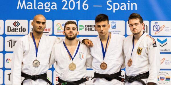 A Malaga Italia sul terzo gradino del podio
