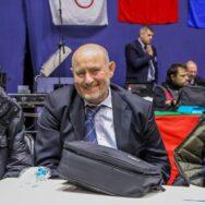 Il candidato consigliere professore Luigi Nasti