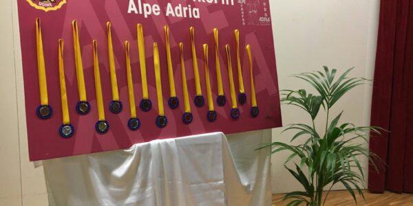 22° Trofeo Alpe Adria: concluso anche il Grand Prix Juniores