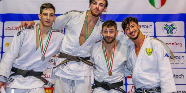 Assegnati i titoli italiani assoluti maschili: spazio ai giovani