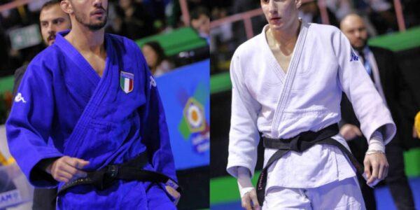 Matteo Medves e Leonardo Casaglia medaglie d'argento a Roma
