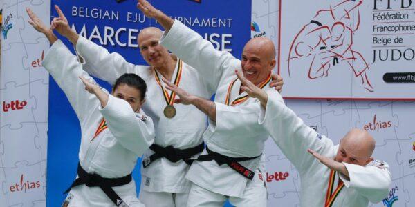 EJU Kata Tournament Bruxelles