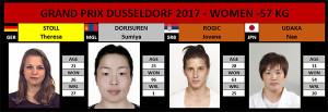 GP_Dusseldorf 2017 - 57 kg