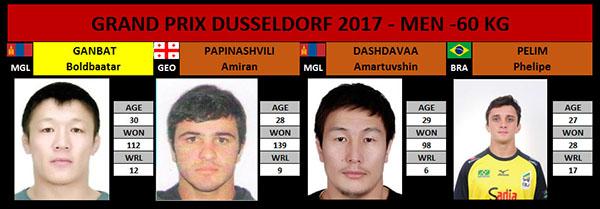 GP_Dusseldorf 2017 - 60 kg