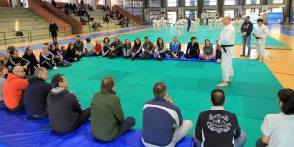 Judo e bullismo: a Bergamo laboratorio formativo con genitori di giovani judoisti