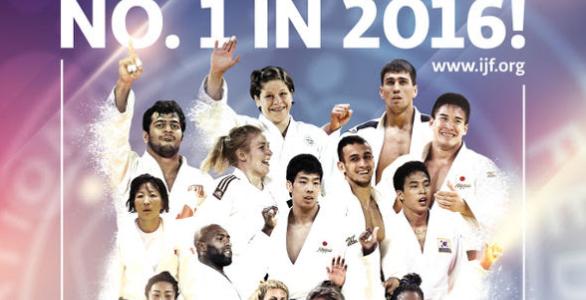 L'IJF premia i primi atleti al mondo con 50 mila dollari