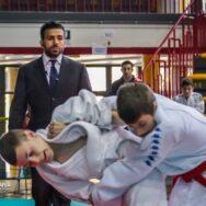 Concluso a Catania il Trofeo Dynamic Cup. Prima gara con Pino Maddaloni arbitro.