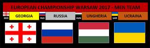 European Varsavia 2017 - M